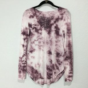 American Eagle Outfitters soft and sexy tie die